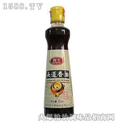 海全小磨香油350ml