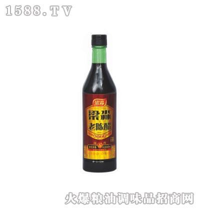 梁淼原浆老陈醋420ml