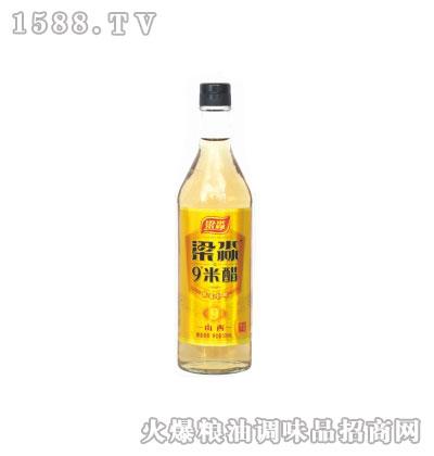 梁淼9度米醋420ml