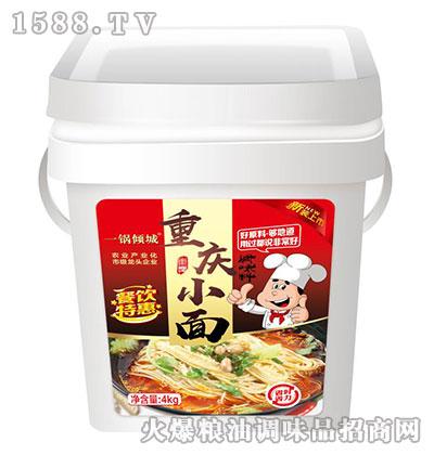 富足重庆小面调味料4kg