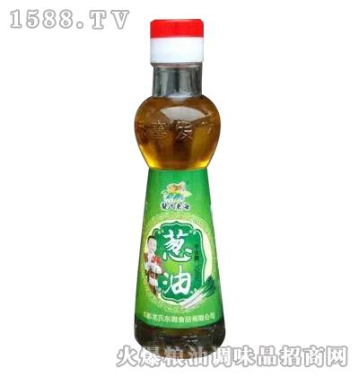 龙氏东海葱油100ml