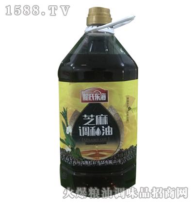 龙氏东海芝麻调和油