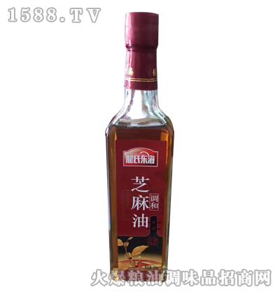 龙氏东海芝麻调和油330ml