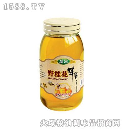 皇宫野桂花蜜1000g老瓶
