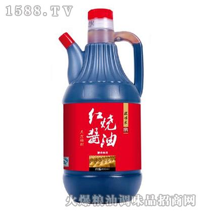 极味家红烧酱油800ml-名丰