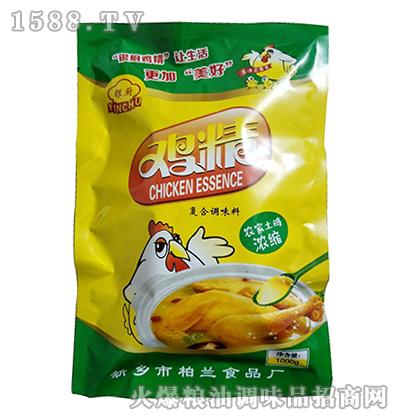 银厨鸡精1000g-银厨