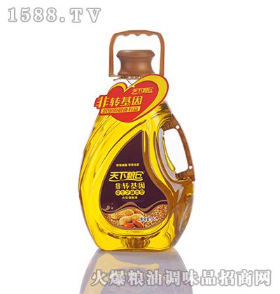天下粮仓花生芝麻香型调和油5L