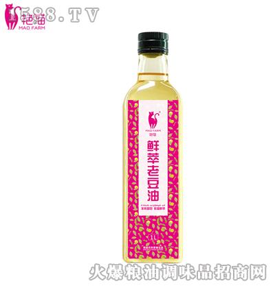 艳猫鲜萃老豆油1L
