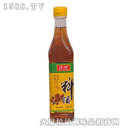 �U�北京风味料酒500ml