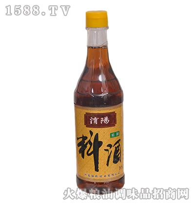�U�精制料酒瓶装500ml