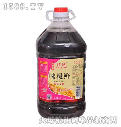 �U�味极鲜调味汁5L