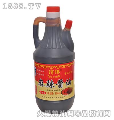 �U�麻辣酱油800ml