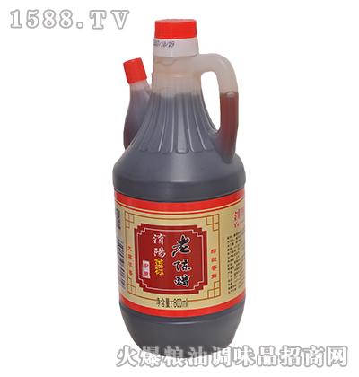 �U�金标老陈醋800ml