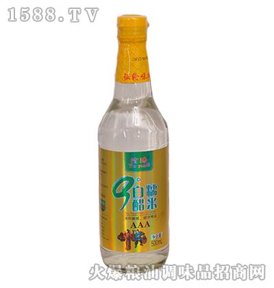 �U�9度糯米白醋500ml
