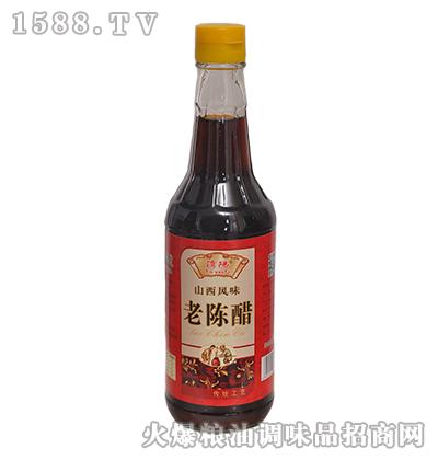 �U�山西老陈醋420ml