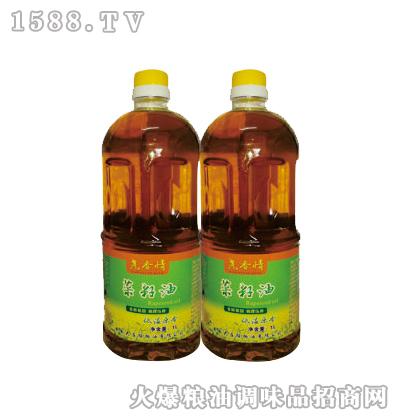 尧香情菜籽油(低温原香)1L