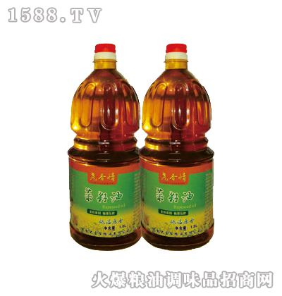 尧香情菜籽油(低温原香)1.8L