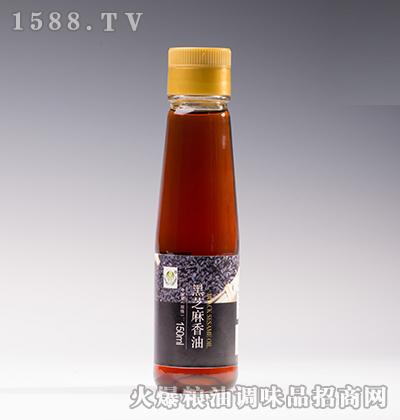 馨冠黑芝麻油150ml