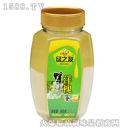 洋槐蜂蜜900g-绿之友