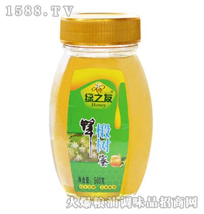 椴树蜂蜜500g-绿之友