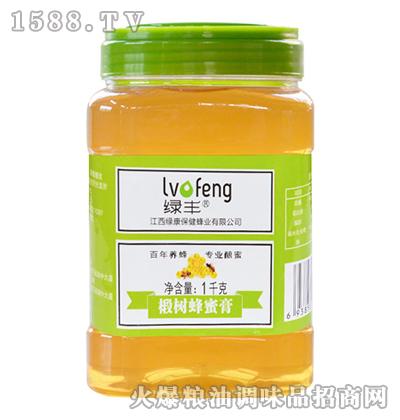 绿丰椴树蜂蜜膏1kg