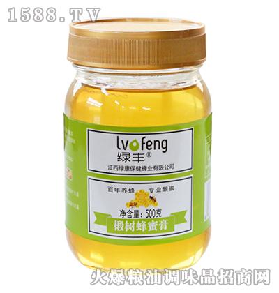 绿丰椴树蜂蜜膏500g
