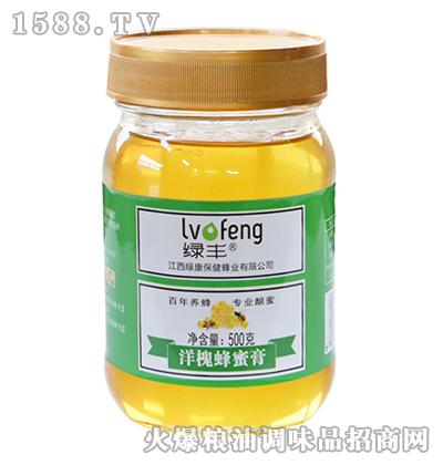 绿丰洋槐蜂蜜膏500g