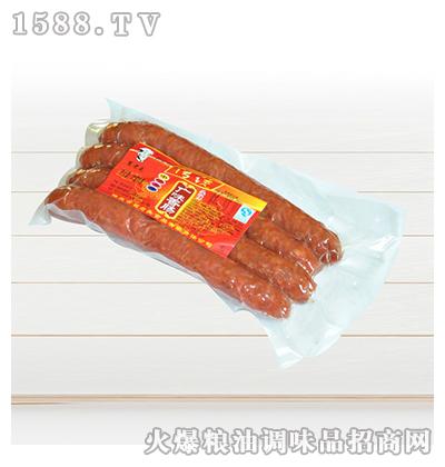 翟老头广味香肠袋装