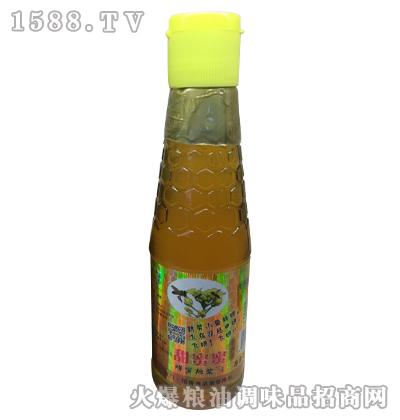 顶香家族蜜多多蜂蜜糖浆瓶装
