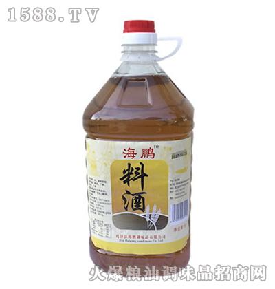 海鹏料酒5L