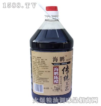 海鹏陈醋5L