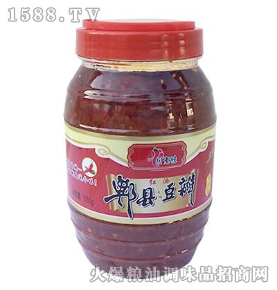川老妹郫县红油豆瓣1000g