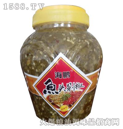海鹏鱼头剁椒(原味型)2kg