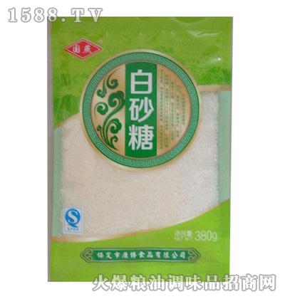 国燕白砂糖380g