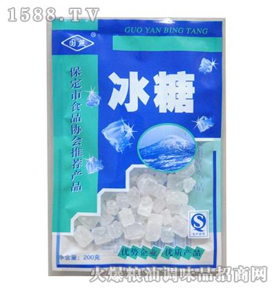 国燕冰糖200g
