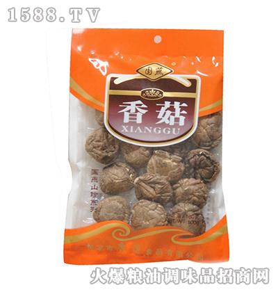 国燕香菇100g
