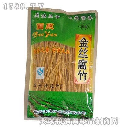 国燕金丝腐竹