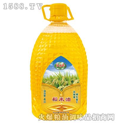 食之美稻米油4L