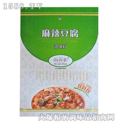 白云章麻辣豆腐调味料