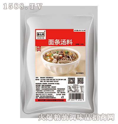 食么味面条汤料150g