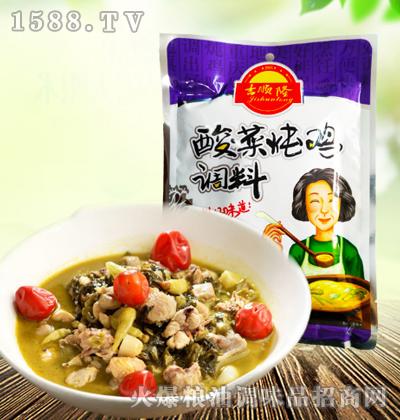 吉顺隆酸菜炖鸡调料350克