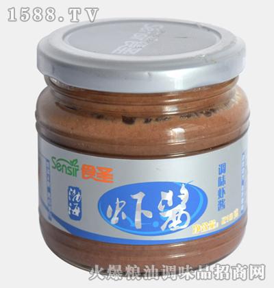 食圣调味虾酱210g