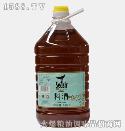 食圣料酒5L