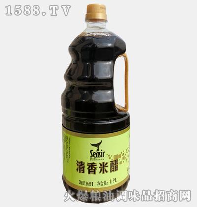 食圣清香米醋1.9L