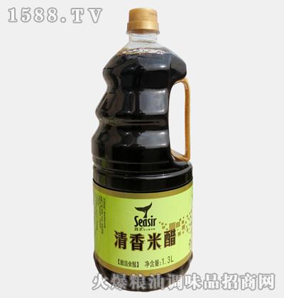 食圣清香米醋1.3L