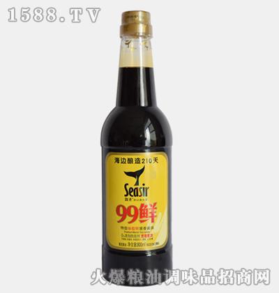 食圣味极鲜红99鲜800ml