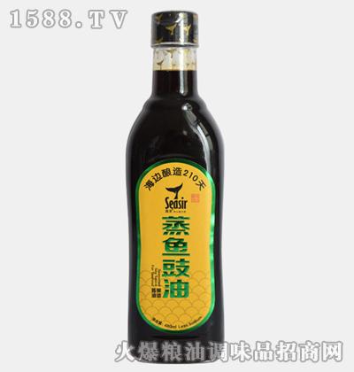 食圣蒸鱼豉油480ml
