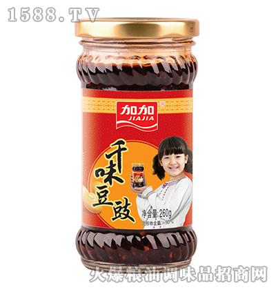 加加千味豆豉260g
