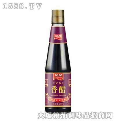 加加金标香醋450ml