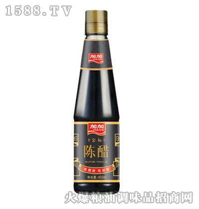 加加金标陈醋450ml